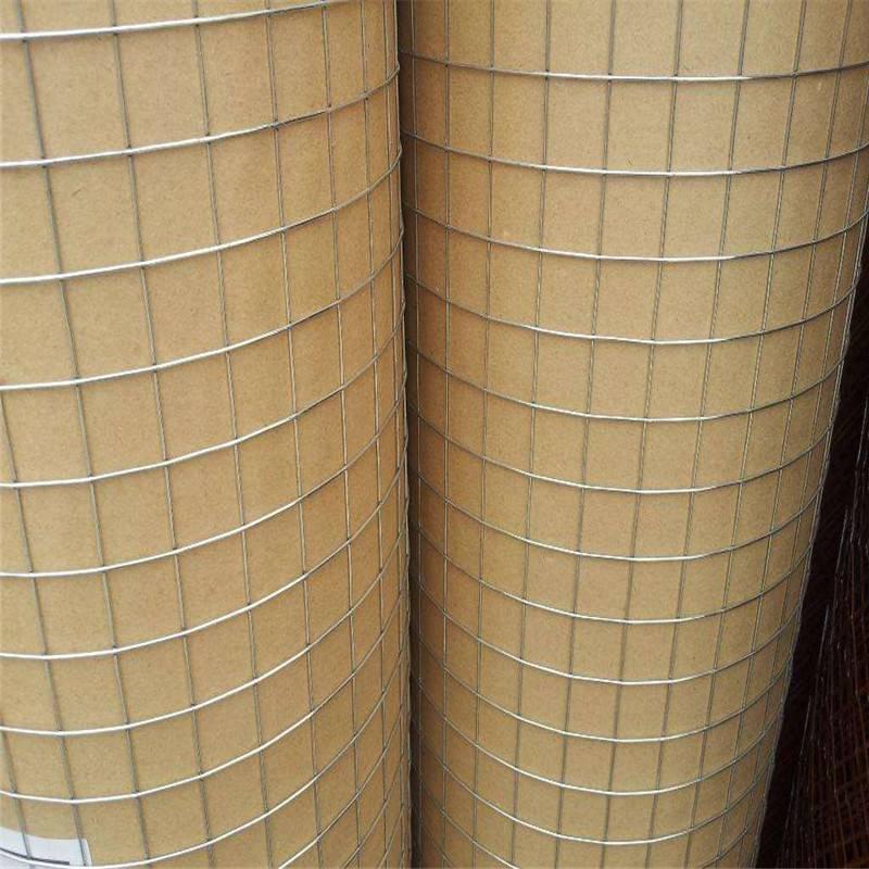 镀锌电焊网定制 电焊网包装 镀锌铁丝网