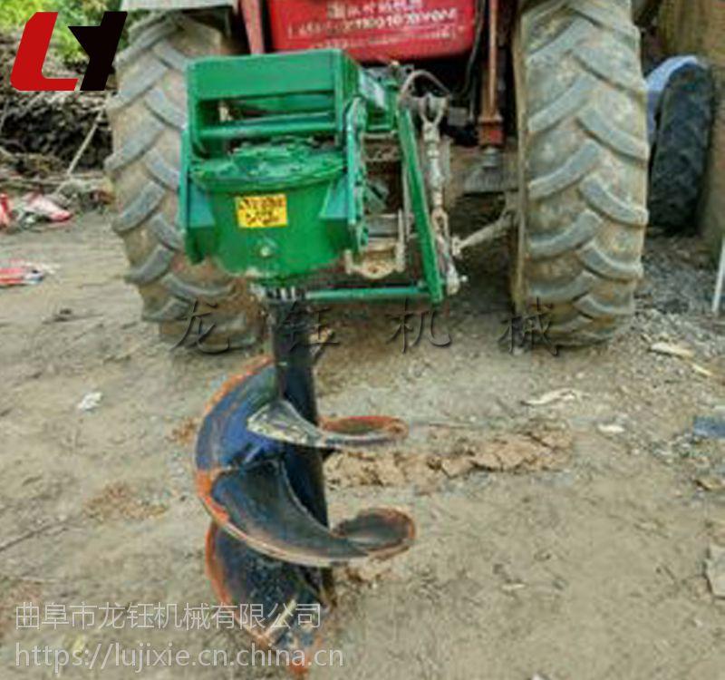 全新汽油挖坑机报价 多功能挖坑机