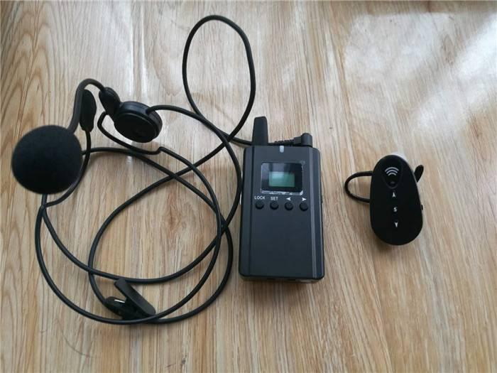 广州市蓝牙耳挂式讲解器租借151*6715*4421导游机一对多