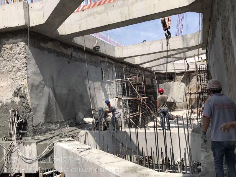 济南绳锯切割 箱梁拆除 旧桥拆除改造 临时支座切割 建筑物拆除公司