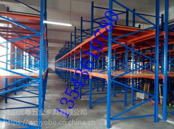 佛山木材五金钢管管材仓库货架定制重型钢管电镀货架重型仓储货架厂家定制