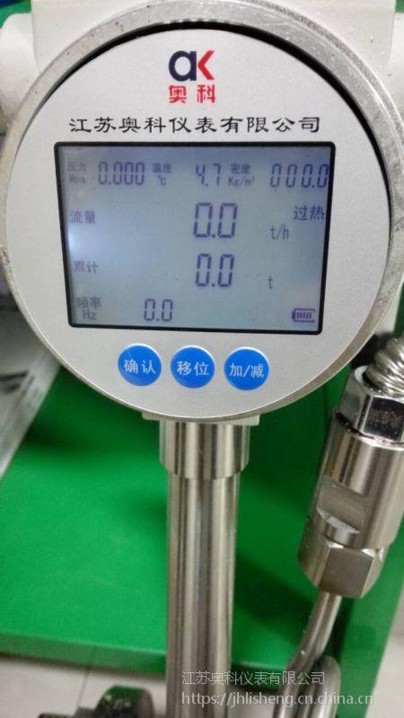 蒸汽流量计,AK-LUGB蒸汽流量计DN25