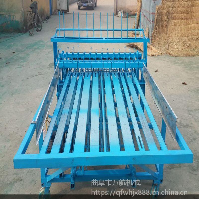 大棚保温层加工机械 草帘机 1.5米宽草帘机