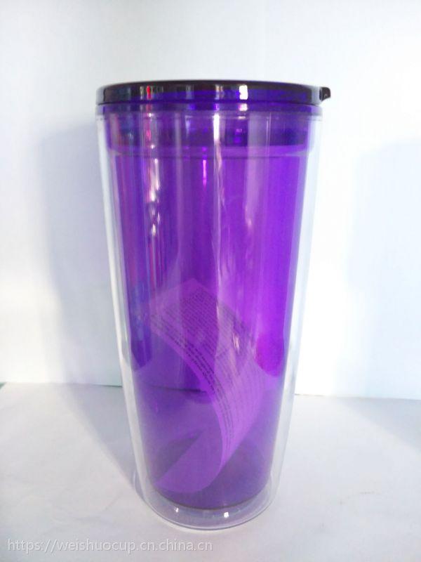 礼品杯 水杯 吸管 模具厂家