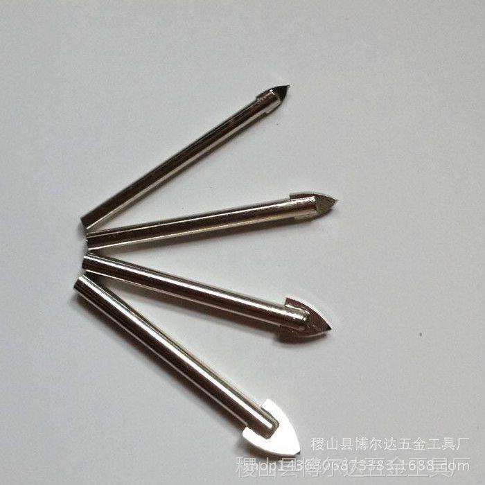 11.11【厂家直销】陶瓷/玻璃/瓷砖/大理石合金三角钻头