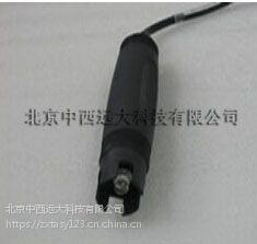 中西(DYP)在线ph计/PH测量仪(含M337电极 10米电缆线)) 库号:M340840