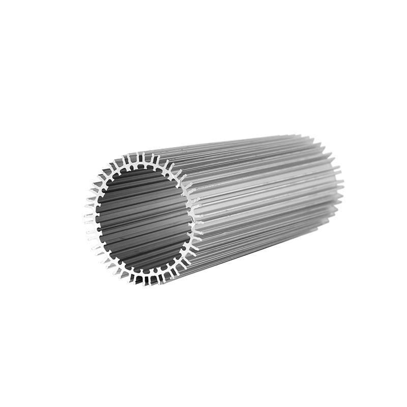 电机外壳铝型材定制开模|6061铝合金型材外壳壳体