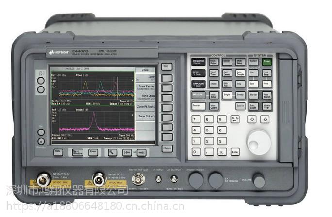 【回收】E4407B,Agilent 频谱分析仪