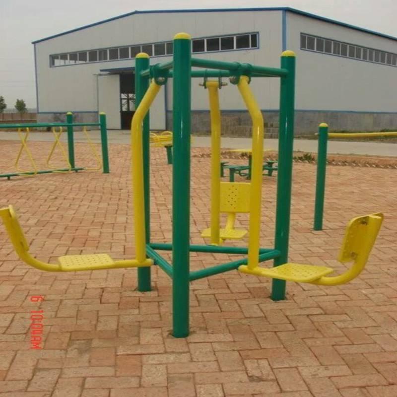 丽水市健身背部训练器生产厂家,户外健身器材品质优良,规格型号
