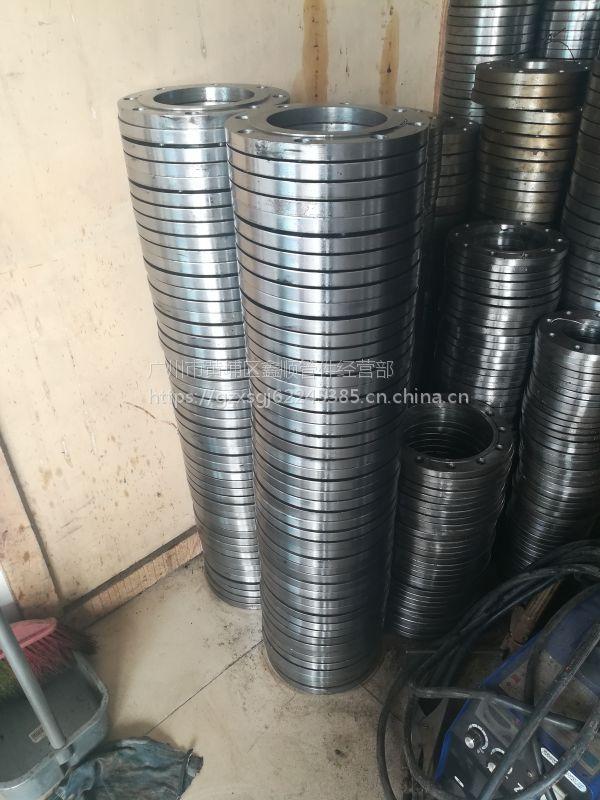 供应广州碳钢 法兰10450 GB2506 内径485,广州鑫顺管件