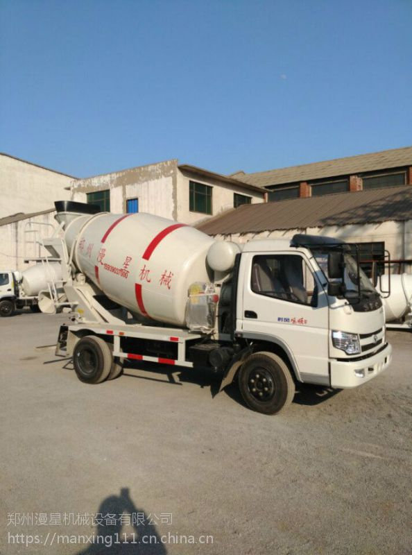 HX-6方水泥砂浆搅拌车价格 性能稳定 混凝土搅拌车厂家