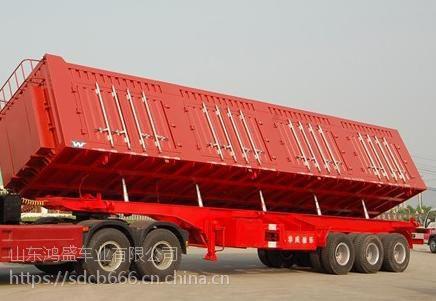 今日快报13米自卸半挂车车型概况及年后厂家直销价格