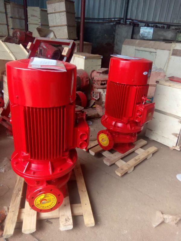 电动消火栓泵XBD5.0/25G-L生产基地(带3CF认证)AB签。