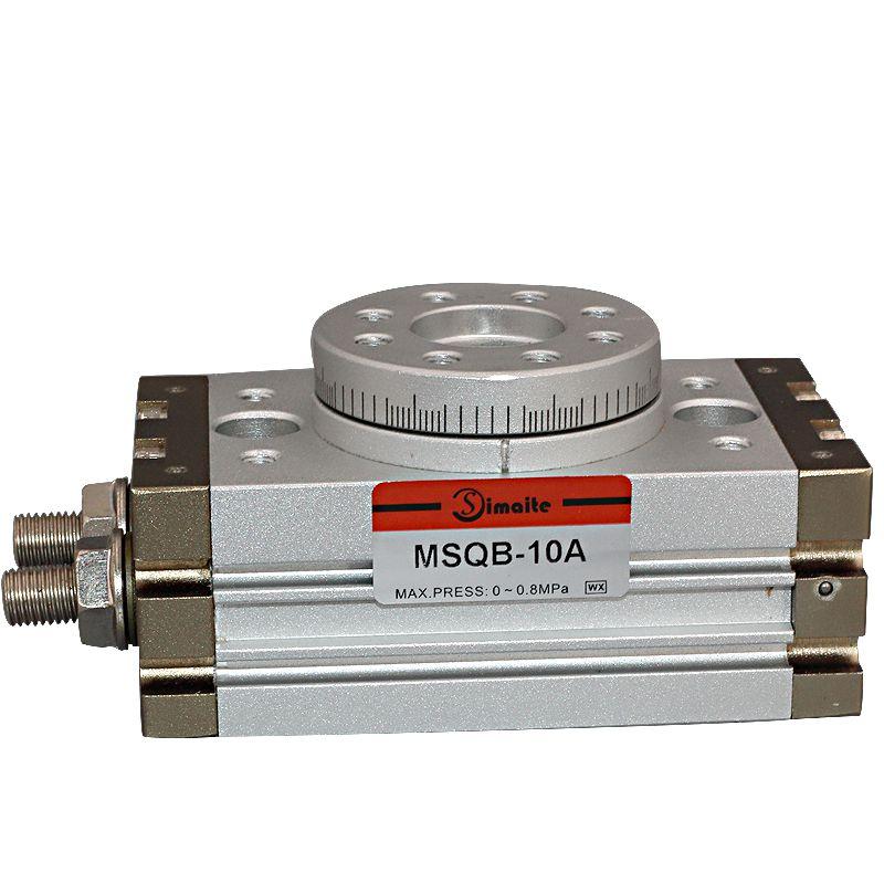 斯麦特厂家直销印刷机械烫金机MSQB旋转气缸