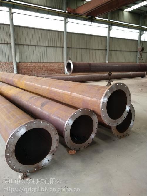 Q235B 规格400mm-1420mm直缝钢管 现货销售