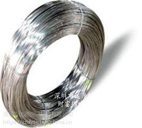 国标银色白铜线 洛阳C7701锌白铜线市场行情