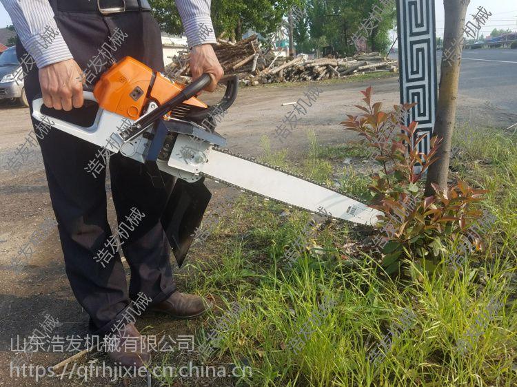 汽油挖树机厂家直销 汽油大马力挖树机 浩发