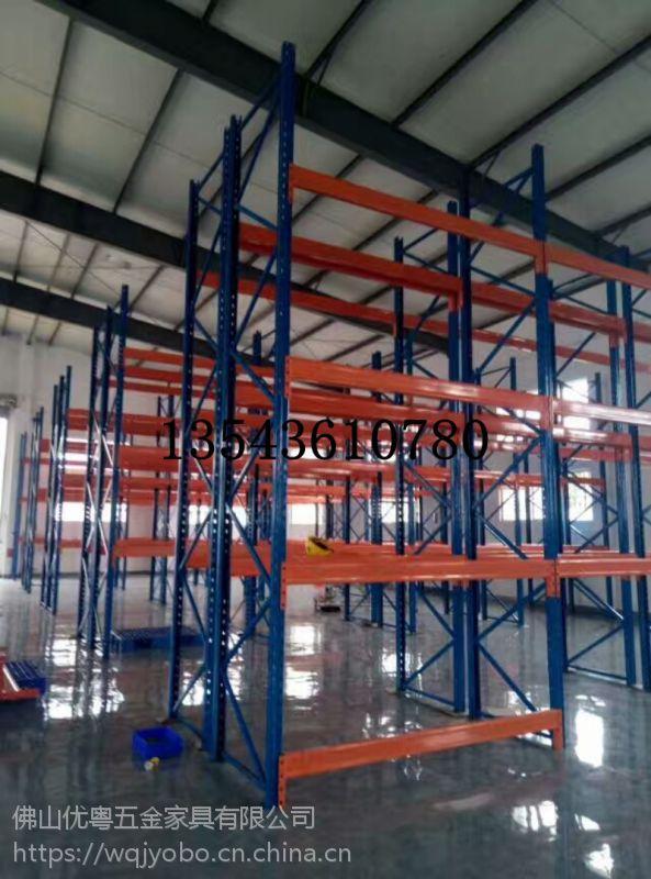 佛山塑料玩具厂仓储货架定制生产鞋类厂货架仓库重型阁楼货架厂家定做