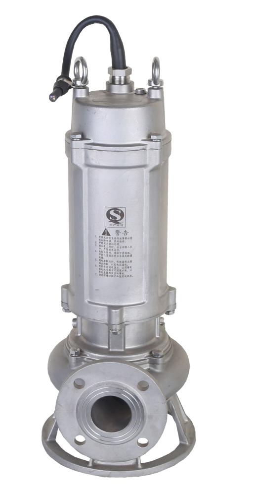 海水不锈钢潜水泵65WQP20-25-4kw不锈钢潜水泵220v