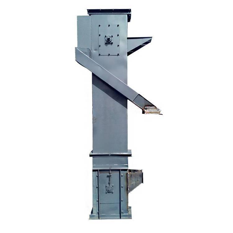 斗式提升机链条价格低 垂直瓦斗上料机喀什