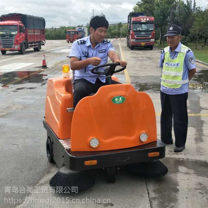 驾驶式扫地机在使用过程中要怎样保养?
