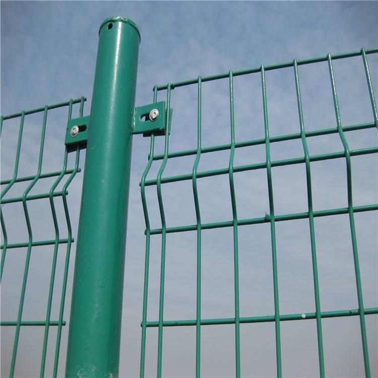 安装护栏网 公园绿化围网 钢丝隔离网