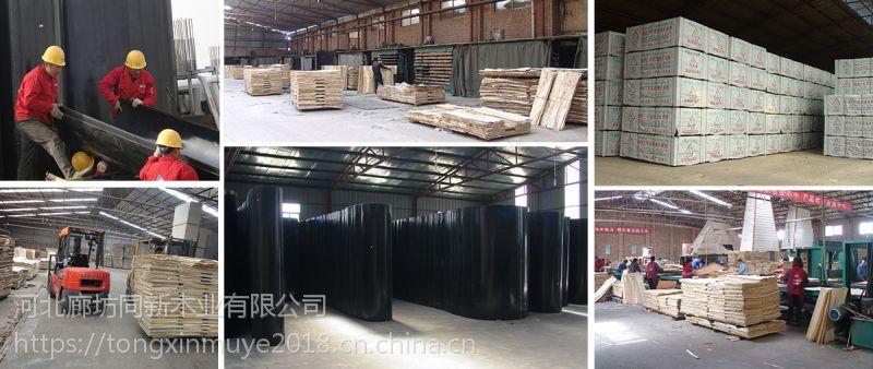 施工方常用廊坊同新木业圆柱模板