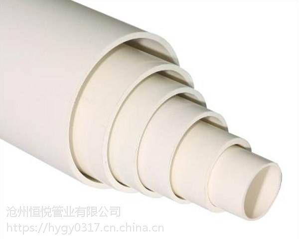 PVC排水管,PVC排水管规格,PVC排水管产品介绍
