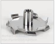 重型不锈钢分散盘,
