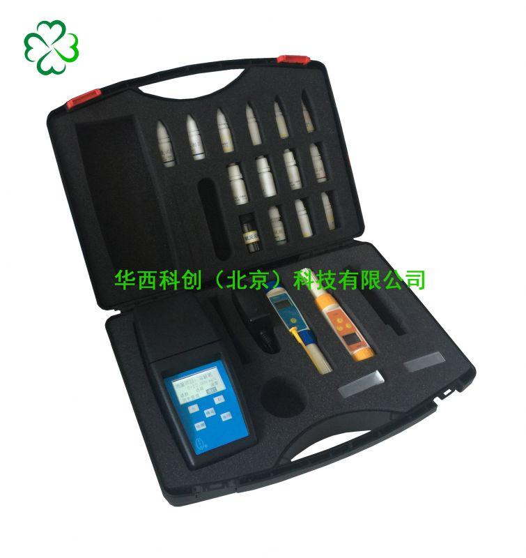 华西科创便携式水中测定仪 型号:HT01-JQ-1A / HT01-JQ-2A