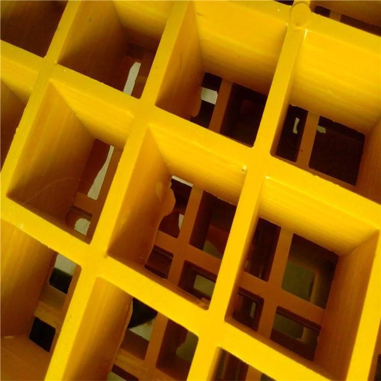 高分子雨篦子规格 4s店玻璃钢格栅 玻璃钢格栅的厚度