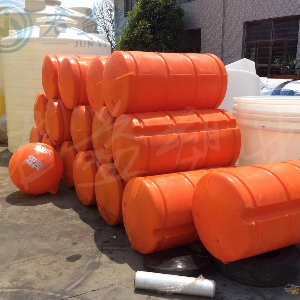 防城港直径1米塑料浮球 厂家直销100公分浮筒浮体