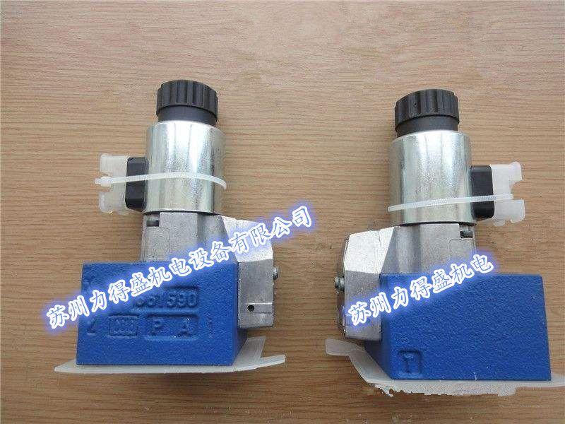 德国力士乐电磁阀4WE6Y6X/EG24N9K4 原装保证