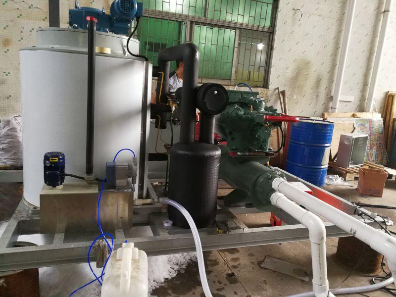 商用片冰机 KMS-0.3T快速制冰专家