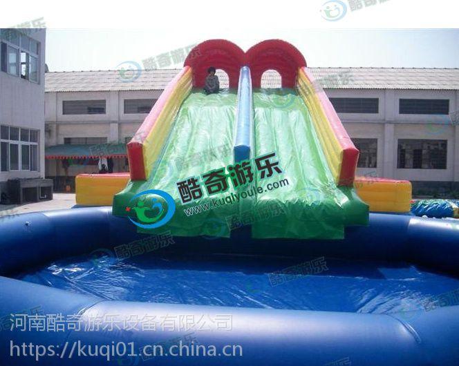 水上跷跷板水上乐园漂浮物多款现货