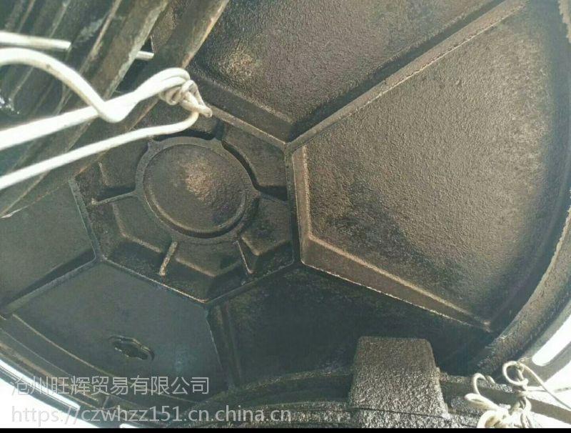 厂家直销高强度、高延伸、球墨铸铁机制井盖