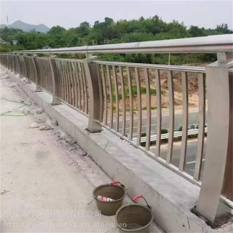 昆山市金聚进组合式不锈钢栏杆立杆加工厂家供应