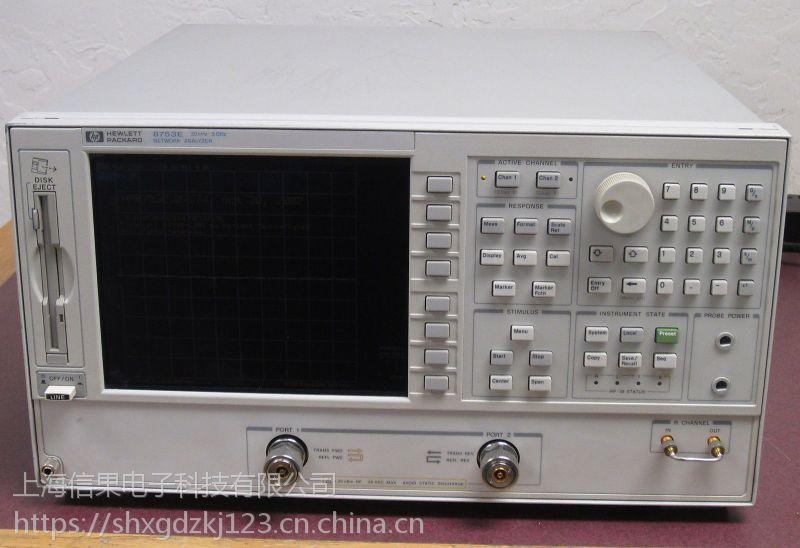 无锡8753E 南京8753E RF网络分析仪, 30kHZ~3/6GHZ