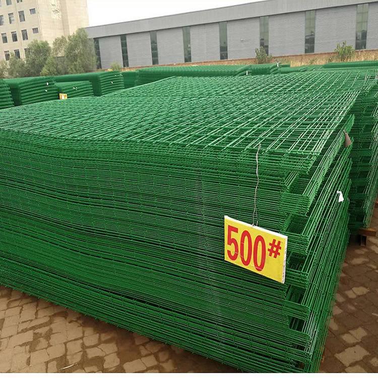 广州道路护栏生产 珠海绿化带围栏报价 中山边框隔离网铁丝网