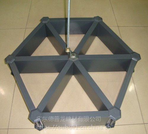 广州德普龙聚脂漆喷涂铝合金格栅加工定制欢迎采购