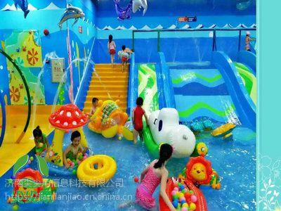 济南室内儿童水上乐园千篇一律,尖尖角多元化的经营模式万里挑一