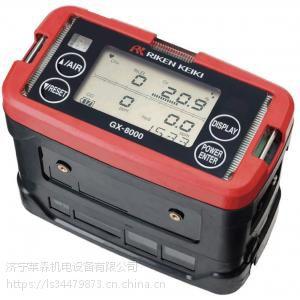 日本理研GX-8000五合一气体检测仪