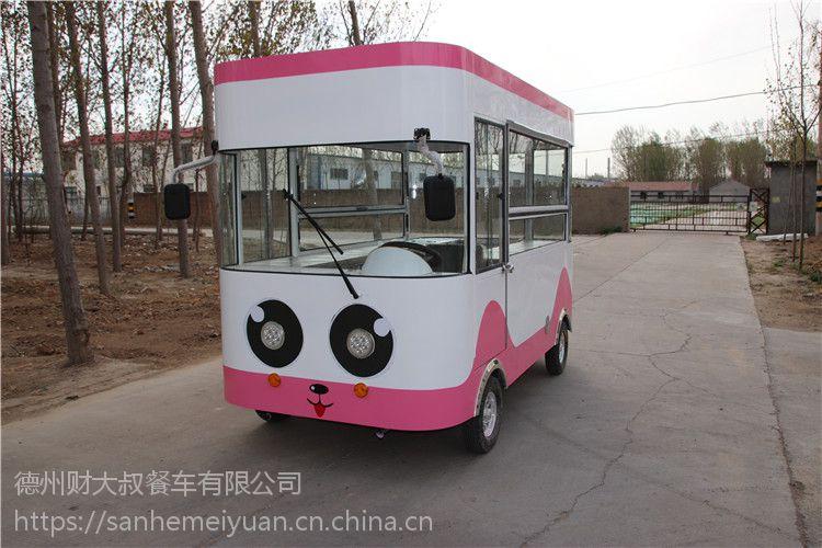 唐山四轮电动小食车怎么样