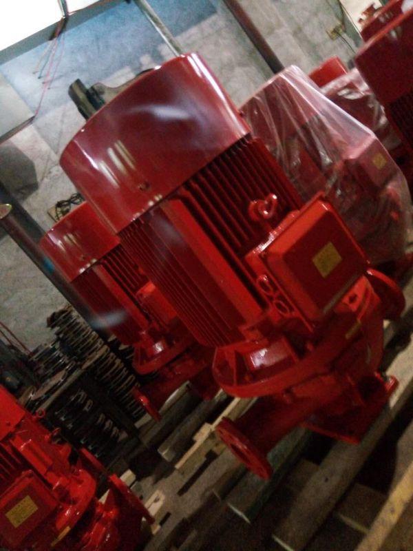 室内消火栓泵流量XBD13.0/30G-L厂家报价(带3CF认证AB签)。
