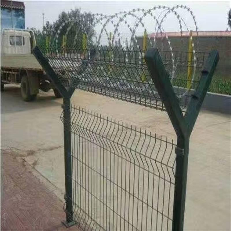 园林护栏网 公园护栏网 钢板网隔离网