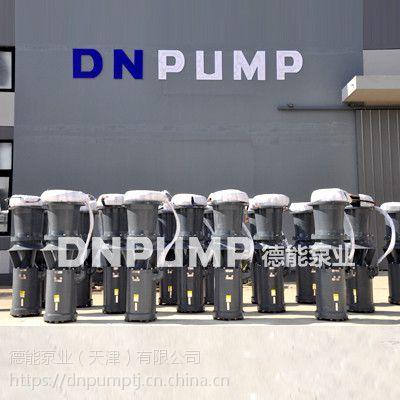 简易轴(混)流泵使用注意事项