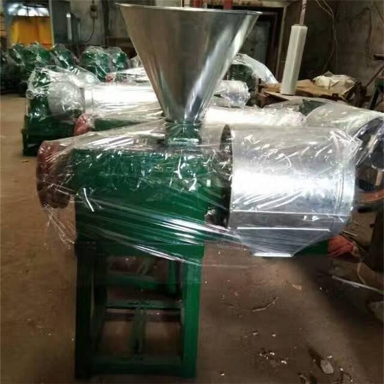 五谷杂粮去皮磨面机 锤形玉米小麦粗麸皮磨粉机 厂家直销