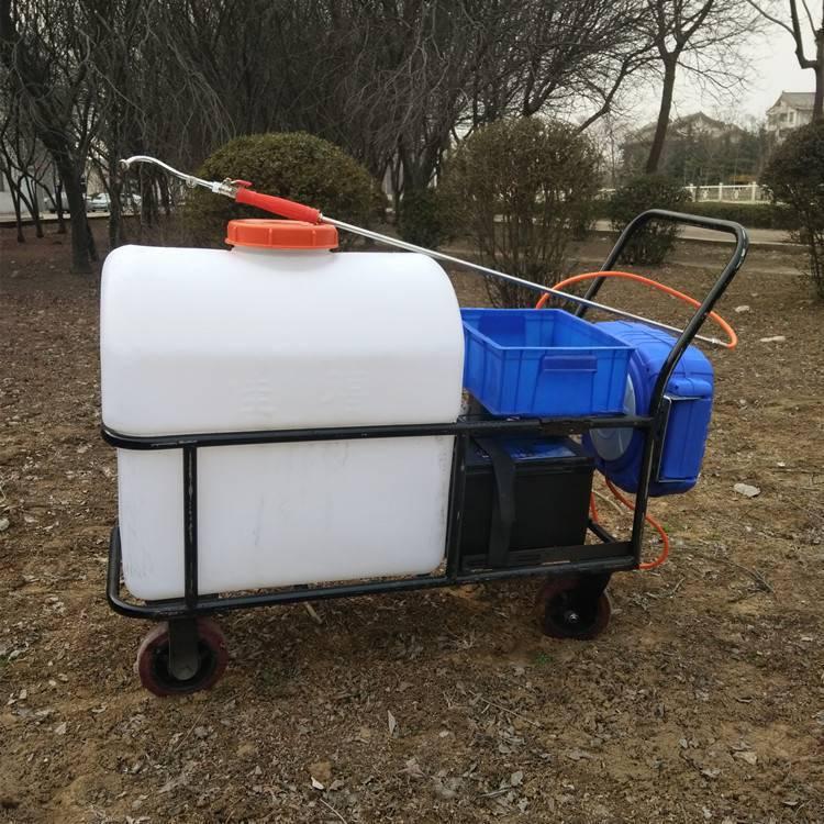 旭阳推荐XY-105L自动卷管喷药车园林环卫消杀机养殖推车防疫机