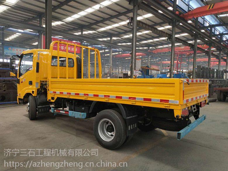 四川绵阳唐骏随车吊价格 3.2吨蓝牌随车吊 起升高度9米 国五排放标准