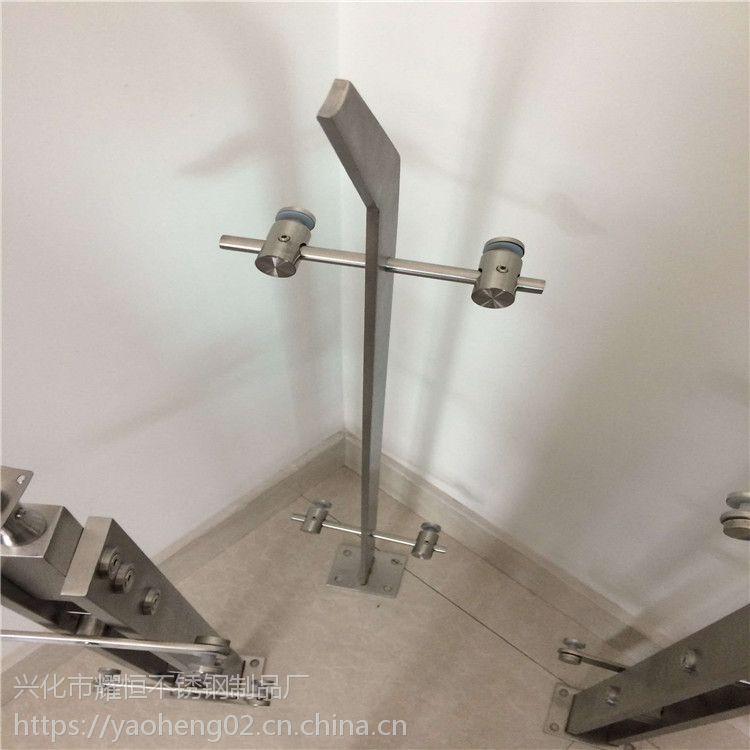 耀恒 不锈钢栏杆生产定制 不锈钢楼梯护栏